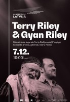 Terry Riley & Gyan Riley | THE RILEYS attēls