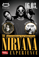 The NIRVANA Experience and CHAD CHANNING attēls